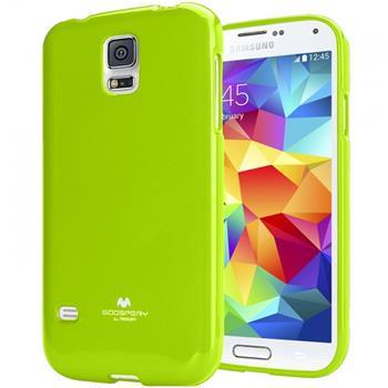 Pouzdro Mercury Jelly Case pro LG G5 limetkové