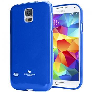 Pouzdro Mercury Jelly Case pro Samsung GALAXY J1 modré
