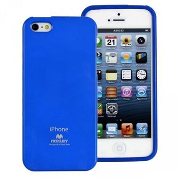 Pouzdro Mercury Jelly Case pro Samsung Galaxy S II modré
