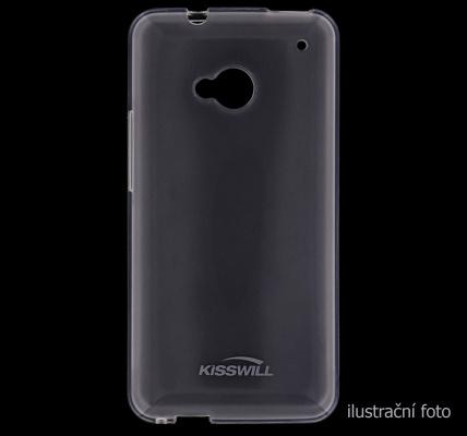 Kisswill silikonové pouzdro pro Microsoft Lumia 435, transparent