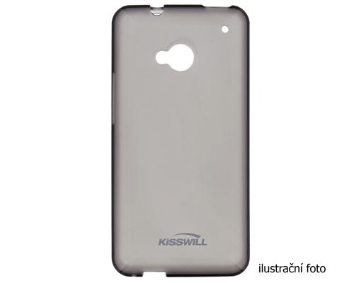 Kryt ochranný Kisswill pro Samsung G130 Galaxy Young 2, černá