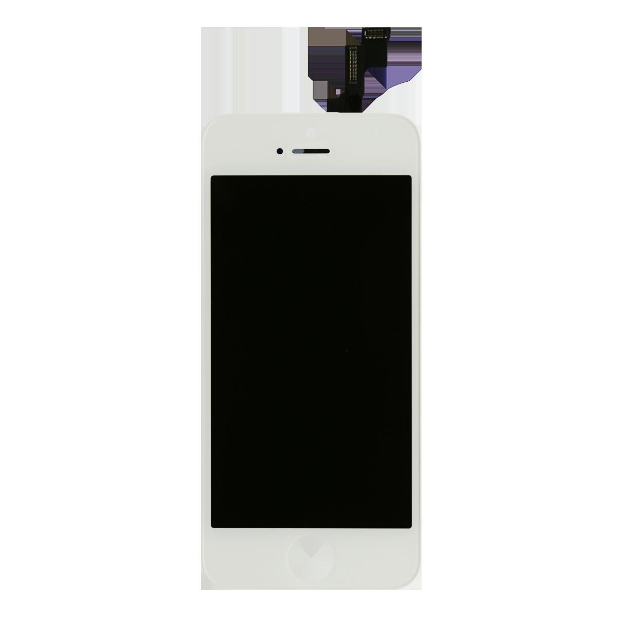 LCD + dotyková deska pro Apple iPhone 5S Class A white