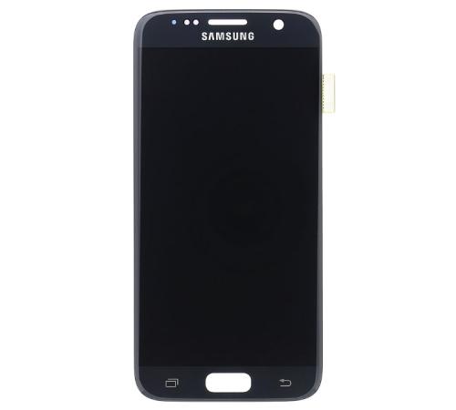LCD + dotyková deska Samsung Galaxy S7, black