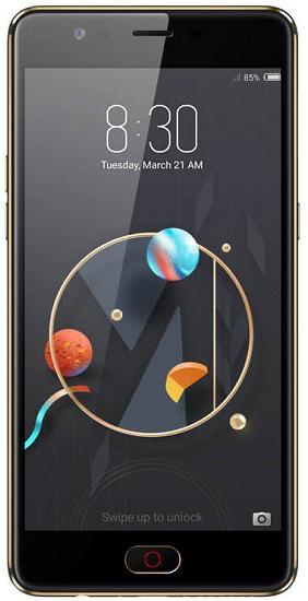 Mobilní telefon Nubia M2 Lite Black gold