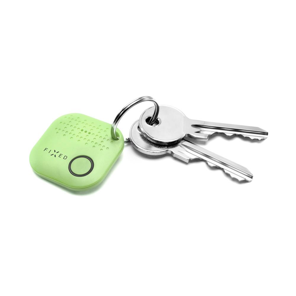 Key finder FIXED Smile, zelený