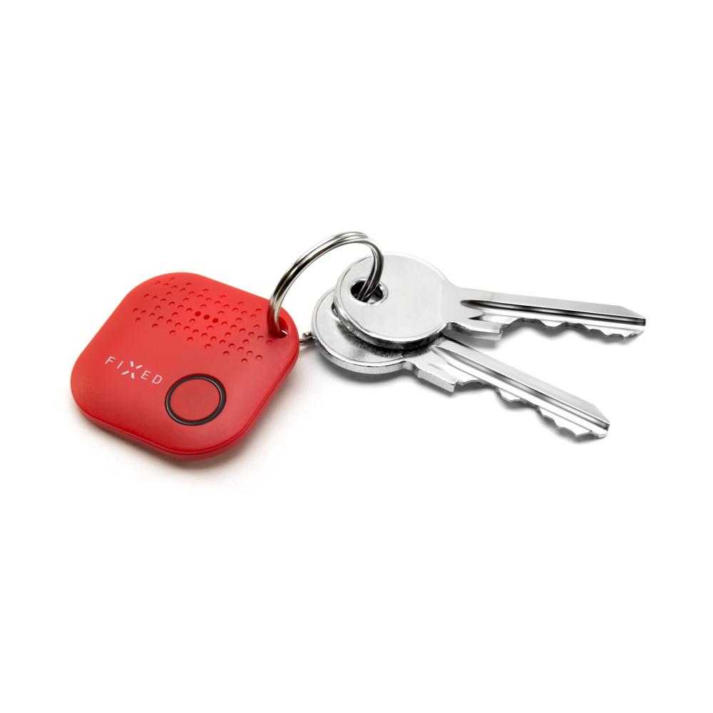 Key finder FIXED Smile, červený