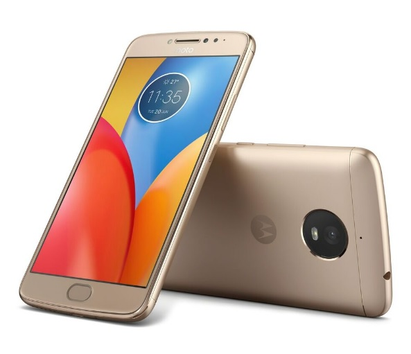 Lenovo Moto E4 Plus DS Blush Gold