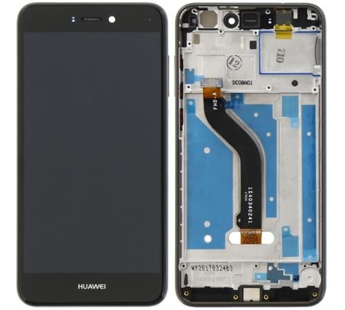 LCD + dotyková deska + přední kryt pro Huawei P9 Lite 2017 black