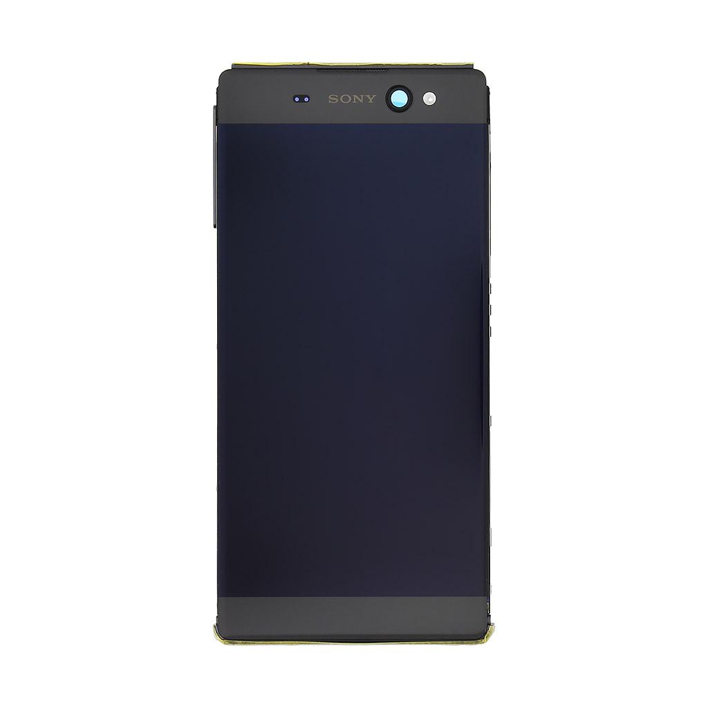 LCD + dotyk + kompletní kryt Sony Xperia XA Ultra black (Service Pack)