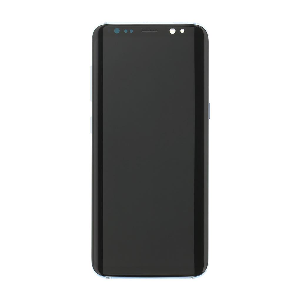 LCD + dotyková deska Samsung Galaxy S8, blue (service pack)