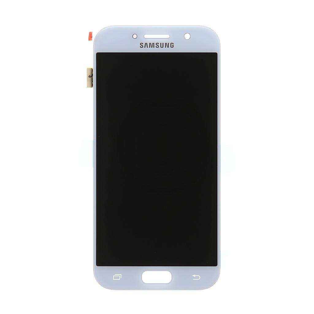 LCD + dotyková deska Samsung Galaxy A5 2017, blue (service pack)