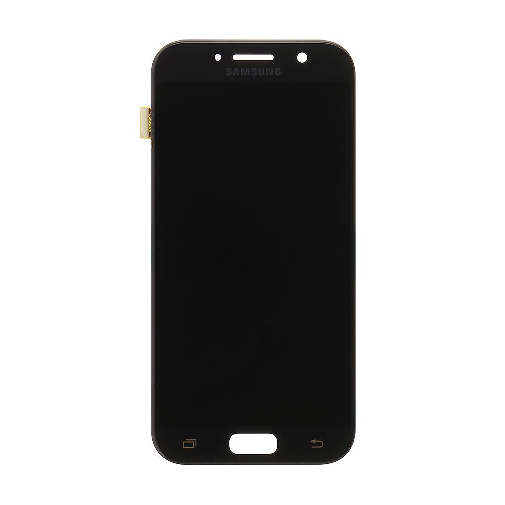 LCD + dotyková deska Samsung Galaxy A5 2017, black (service pack)