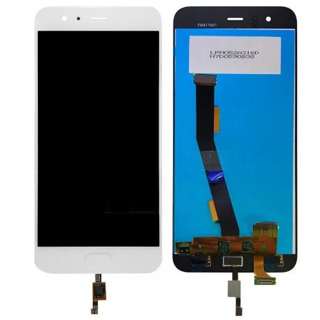 LCD display + dotyková deska pro Xiaomi Mi6 OEM, white