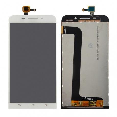 LCD + dotyková deska pro Asus Zenfone MAX (ZC550KL), white
