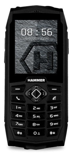 myphone HAMMER 3 DualSIM Black