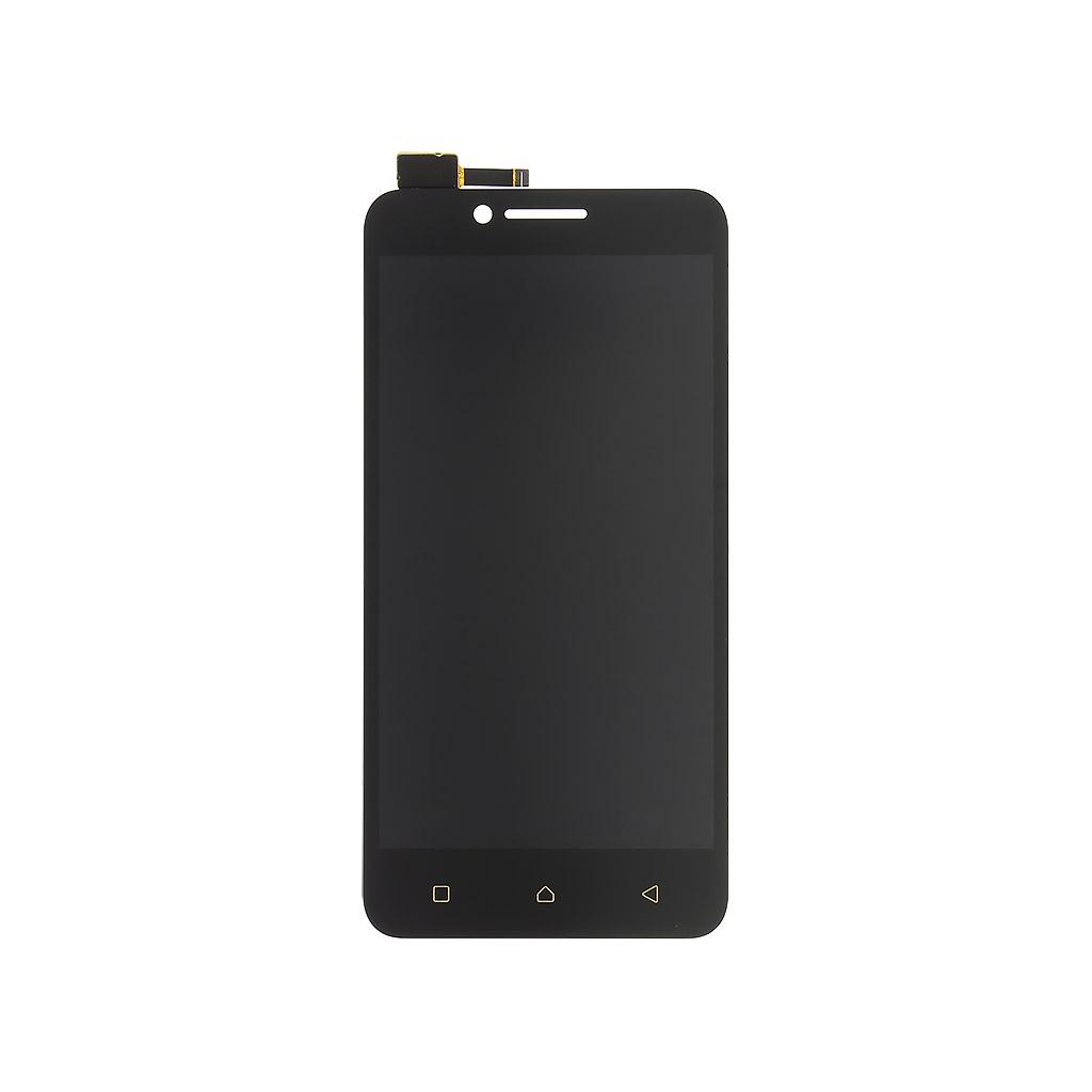 LCD + dotyková deska + rámeček Lenovo K6 Note, black
