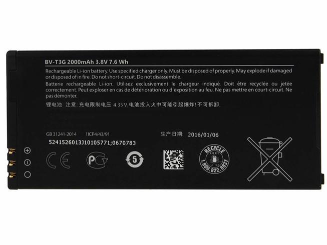 Baterie Nokia BV-T3G 2000mAh Li-Ion