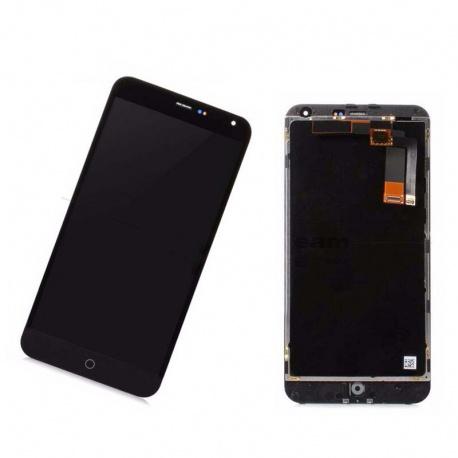 LCD + dotyková deska + rámeček Meizu M1 Note, black