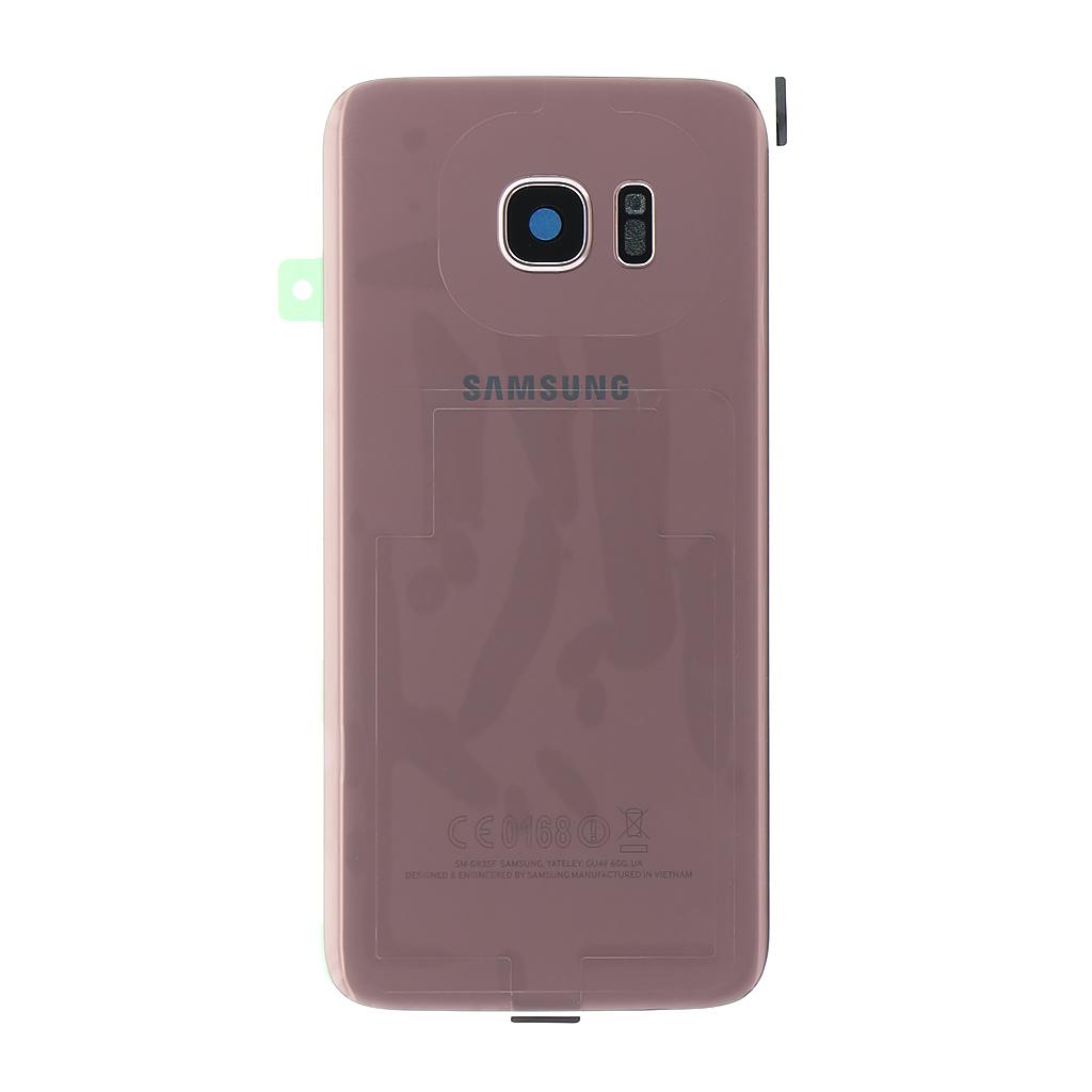 Kryt baterie GH82-11346E Samsung Galaxy S7 Edge rose gold