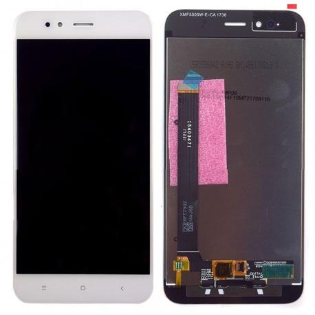LCD + dotyková deska Xiaomi Mi A1 OEM, white