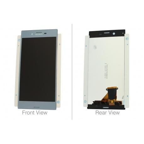 LCD + dotyková deska Sony Xperia XZs, white