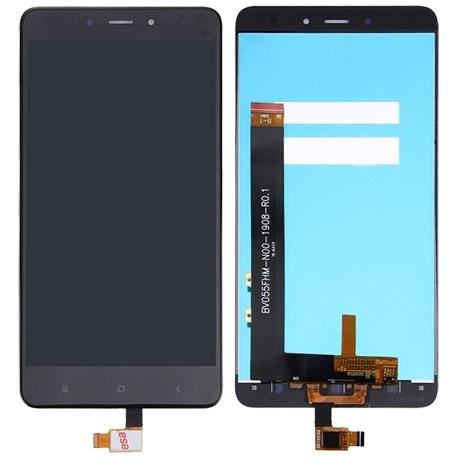 LCD + dotyková deska pro Xiaomi Redmi Note 4 OEM, black