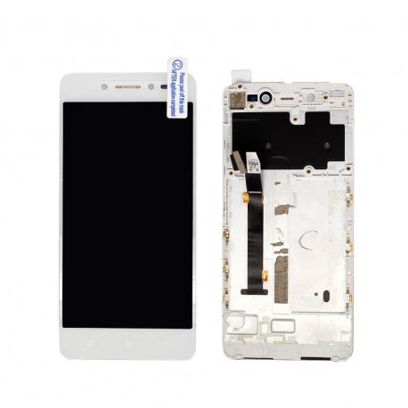 LCD + dotyk + rámeček pro Lenovo S90, black