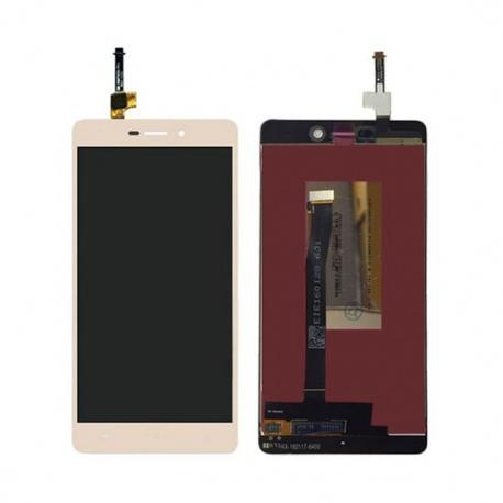 LCD + dotyková deska pro Xiaomi 3S, gold OEM