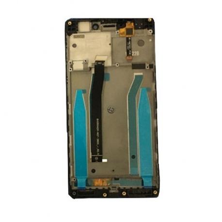 LCD + dotyk + rámeček pro Xiaomi Redmi 3S, black OEM