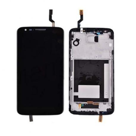 LCD + dotyk LG K8, black