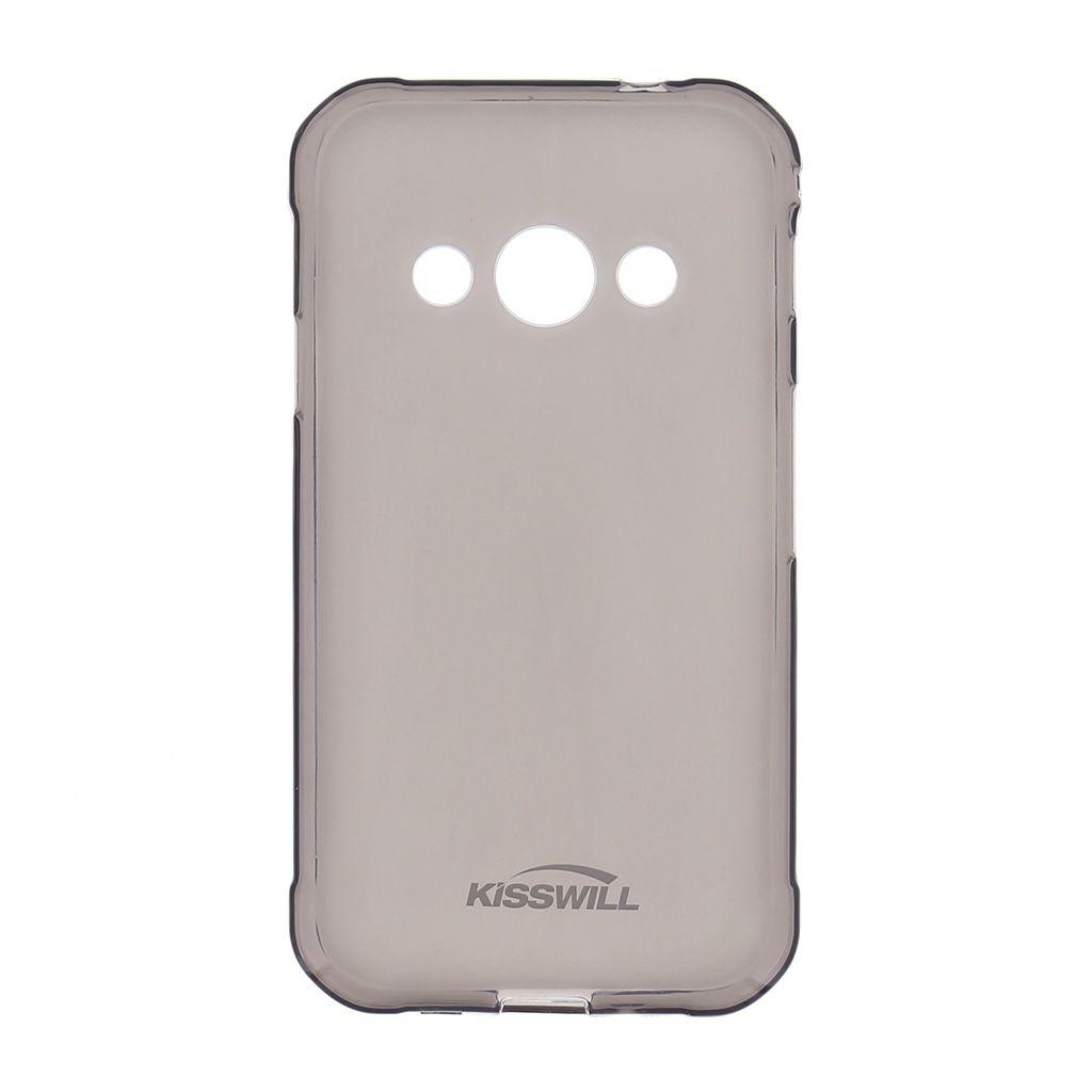 Silikonové pouzdro Kisswill pro Xiaomi Redmi 5A, black