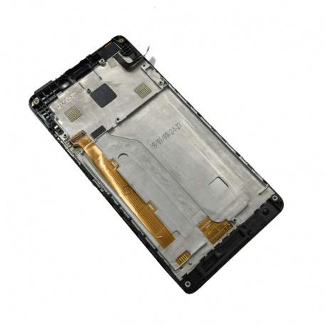 LCD + dotyková deska + rámeček Lenovo P1m , black