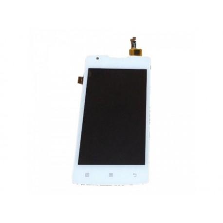 LCD + dotyková deska Lenovo A1000, white