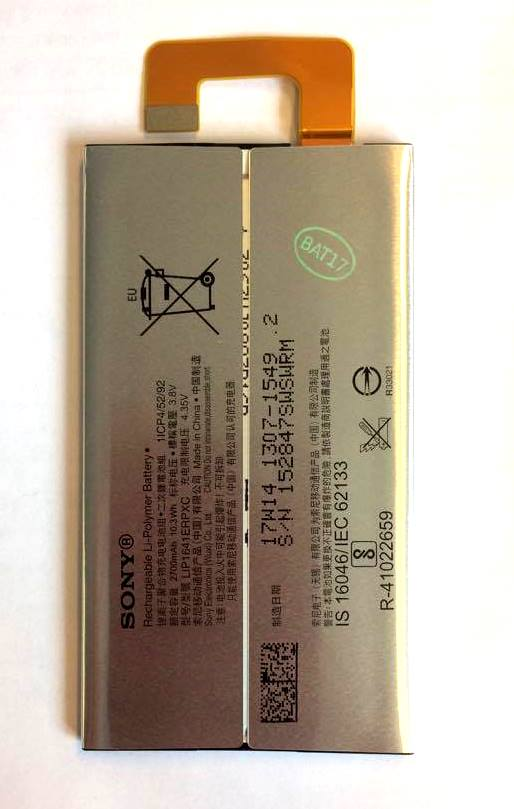 Baterie Sony 1307-1549 Li-Ion 2700mAh s