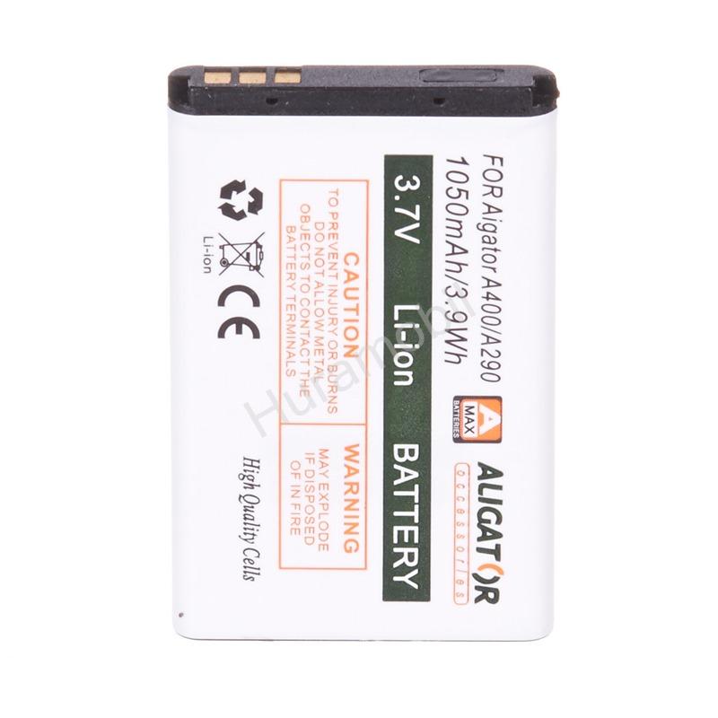 Baterie Aligator C100 Li-Ion 880mAh