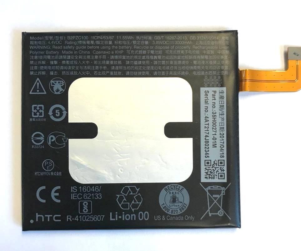 Baterie HTC B2PZC100 Li-Ion 3000mAh