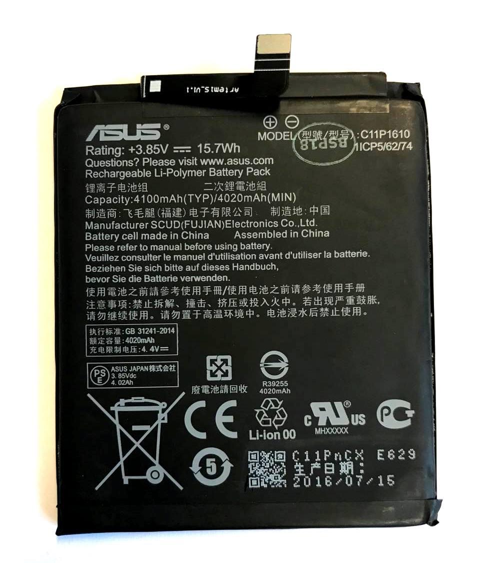 Baterie Asus C11P1610 4100mAh Li-Pol