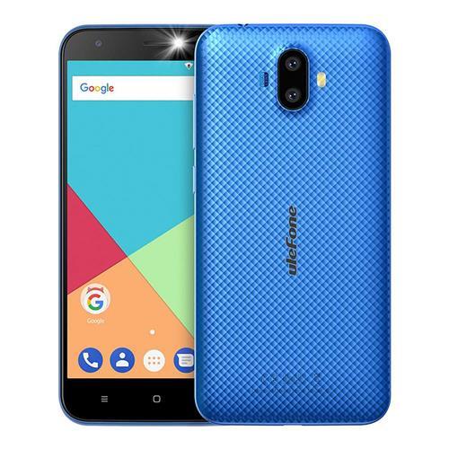 Mobilní telefon UleFone S7 Dual SIM Blue