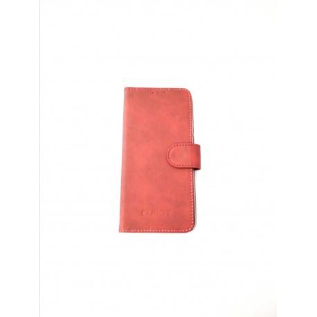 Originální flipové pouzdro CUBOT Note Plus red