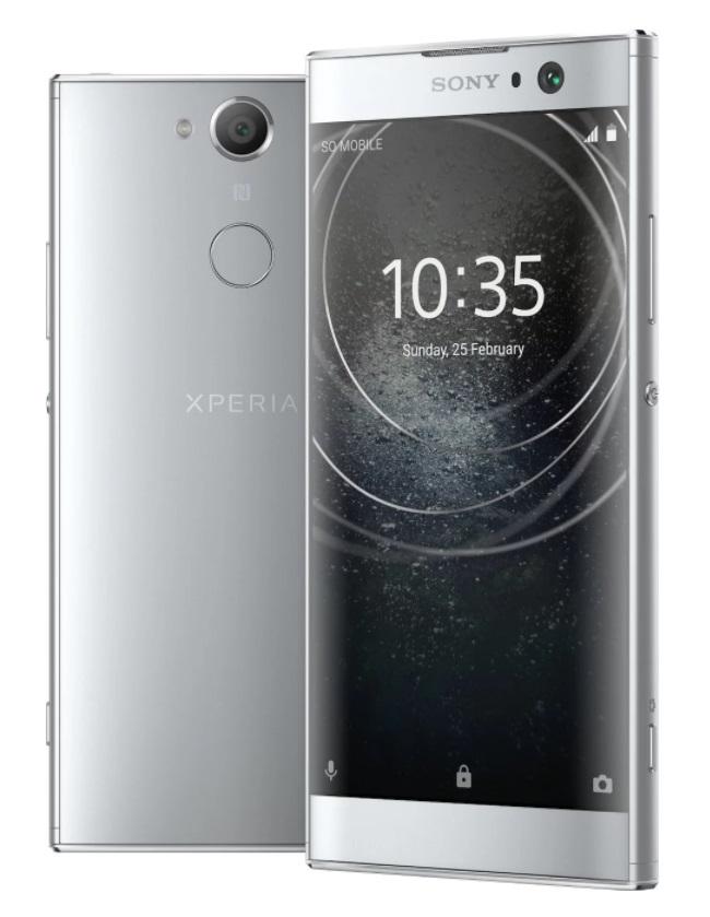Mobilní telefon Sony Xperia XA2 H4113 SM12 Dual SIM Silver