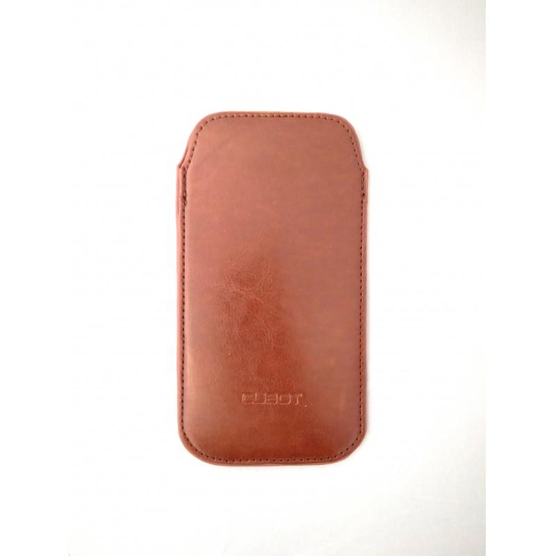 Originální pouzdro CUBOT Magic brown