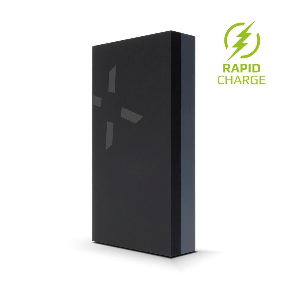 Powerbanka FIXED Zen Power 12 000 mAh, black