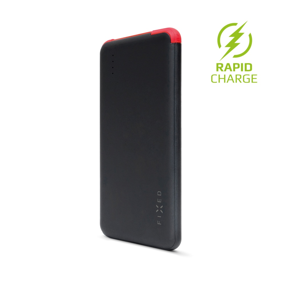 Powerbanka FIXED Zen Slim 5000 mAh, black