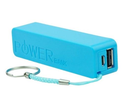 Powerbank Blun PERFUME 2600mAh, blue