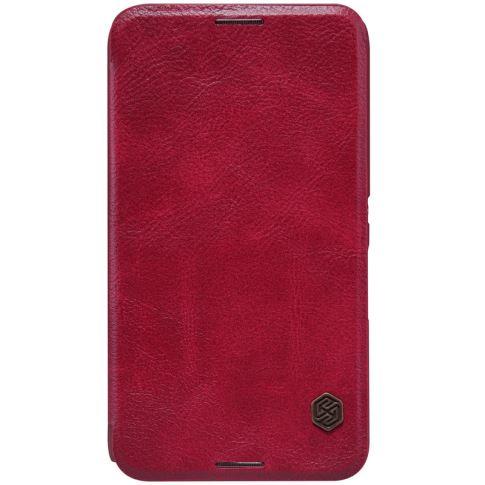 Nillkin Qin Book flipové pouzdro Samsung Galaxy S9 red