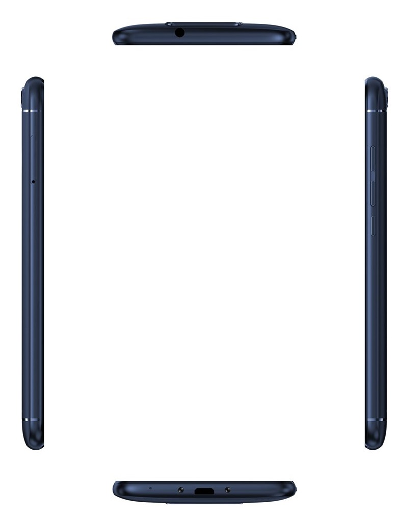 Mobilní telefon ZTE Blade V8 Lite Dark Blue