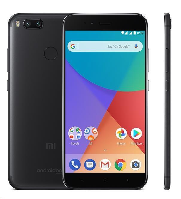 Mobilní telefon Xiaomi Mi A1 4GB / 32GB Global Version Black