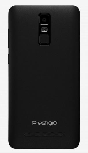 Mobilní telefon Prestigio Muze B5 Black