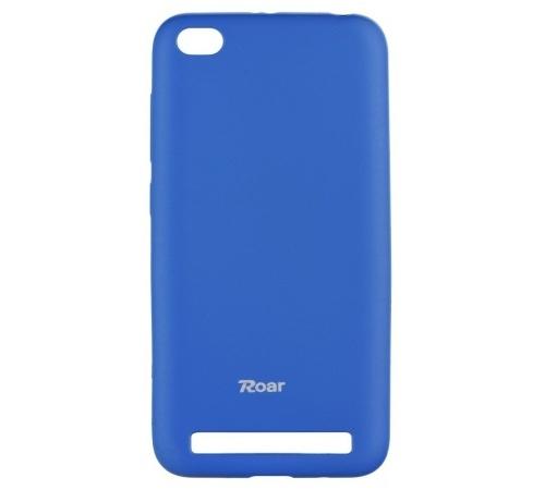 Kryt ochranný Roar Colorful Jelly pro Xiaomi Redmi 5A, modrá