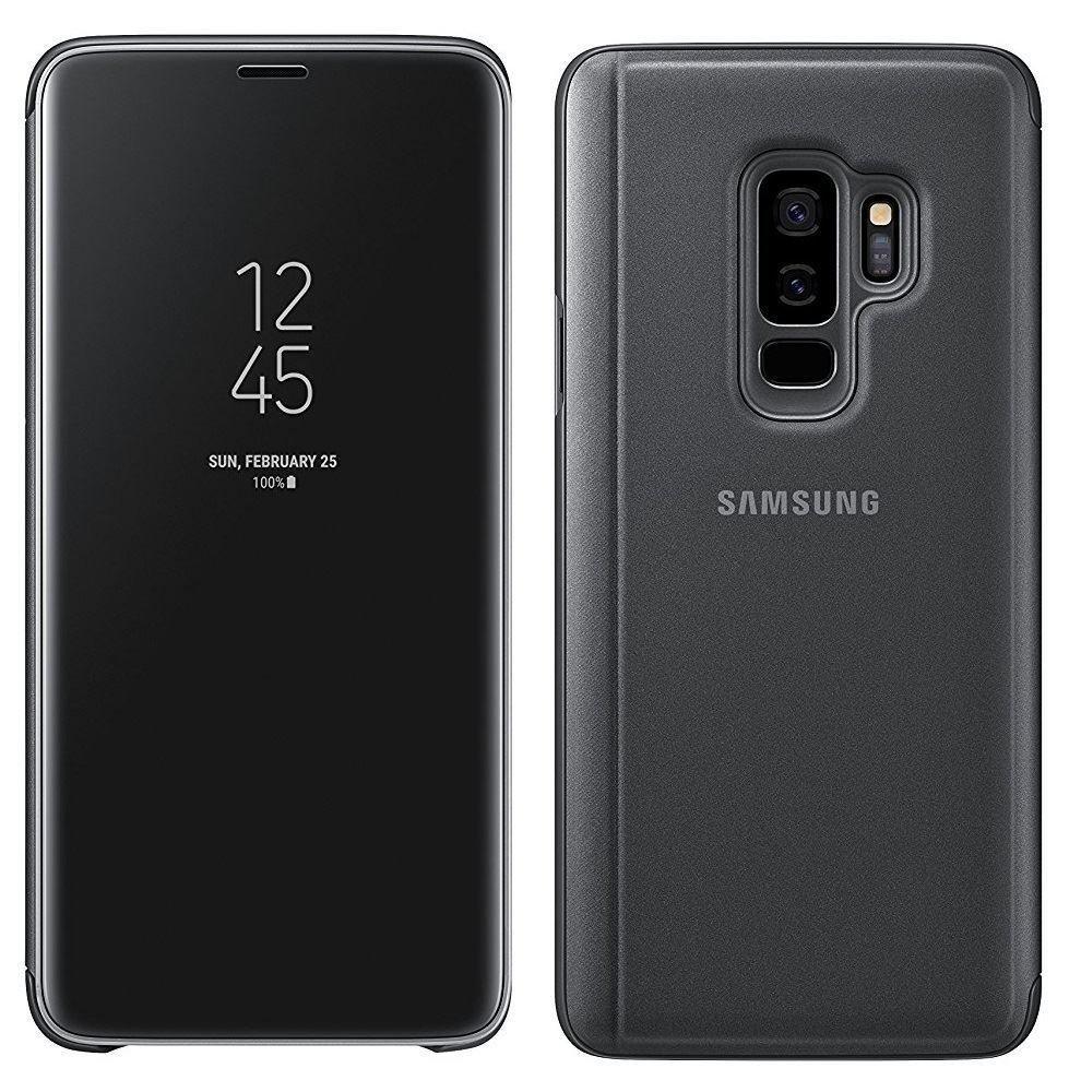 Samsung Clear View Flip EF-ZG965CB Samsung Galaxy S9 PLUS black